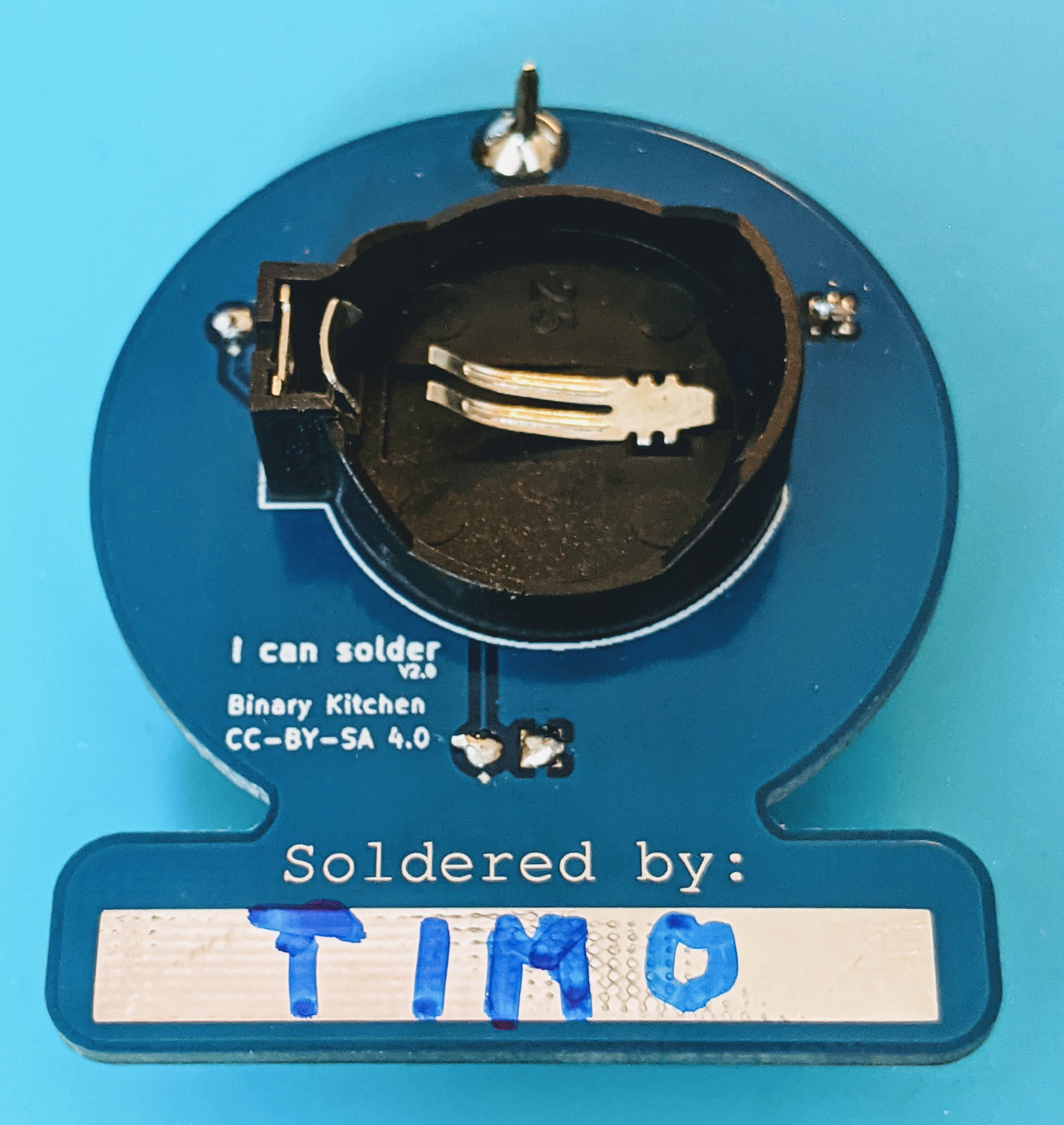 I can solder - This first soldering kit is suitable for everyone