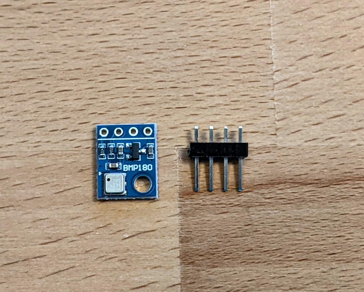 Feinstaubsensor Bausatz - Kompletter Bausatz kompatibel mit Sensor.community